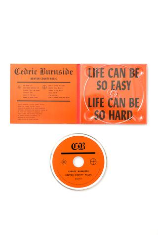 Cedric burnside cd 2