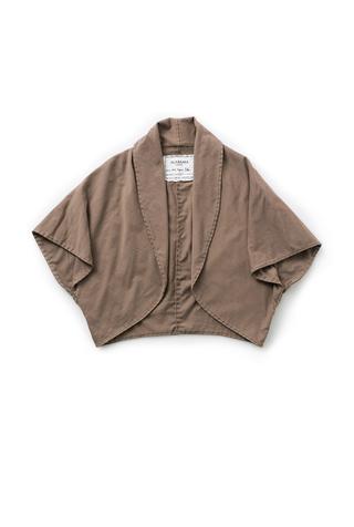 Alabama chanin handsewn cotton shawl 2