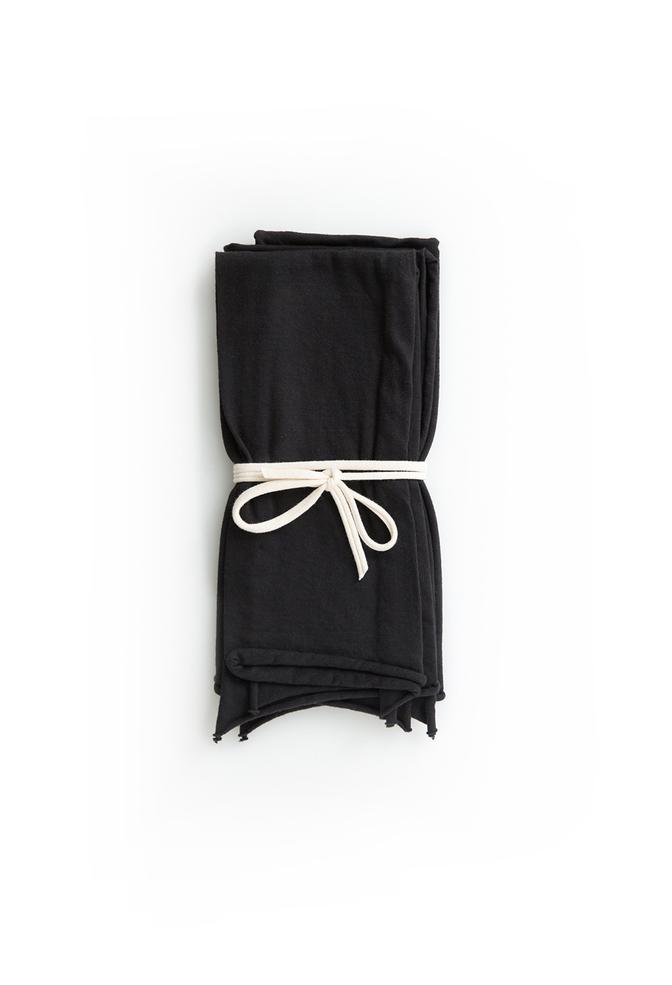 A chanin home   tea towels   black   abraham rowe 4