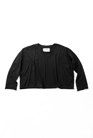 The school of making the coverup basic boxy top 3