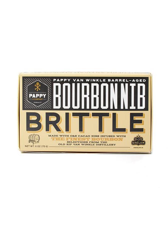 Alabama chanin pappy bourbon brittle