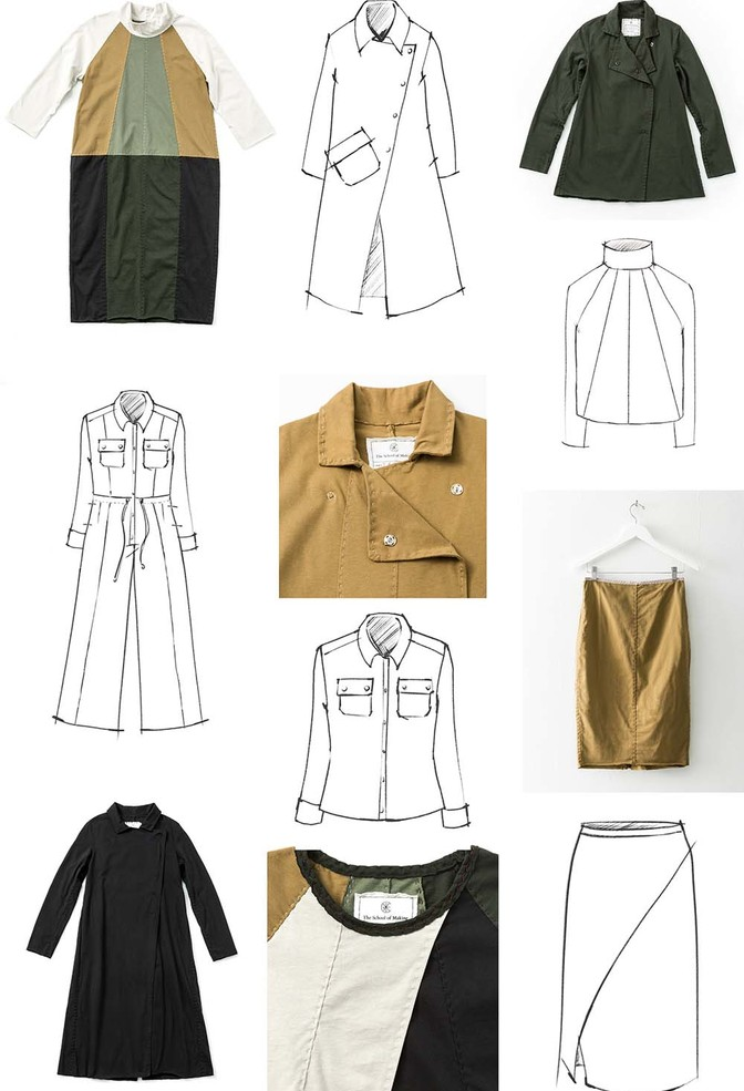 The school of making build a wardrobe 2019