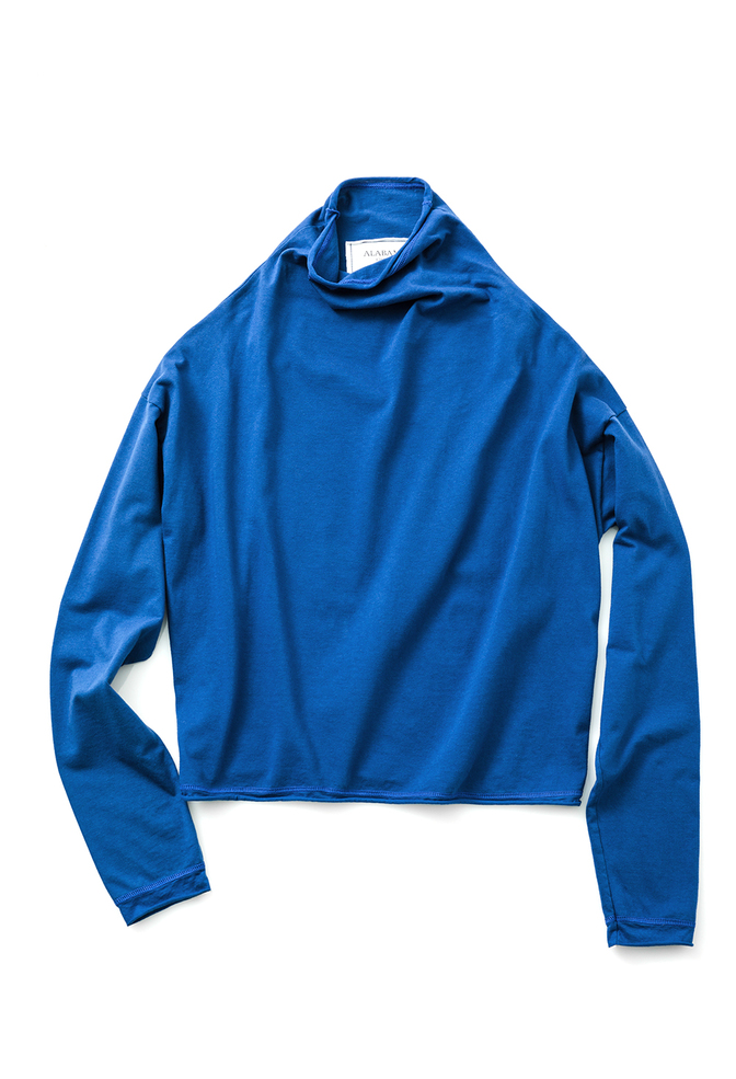 Alabama chanin organic cotton sweatshirt 1