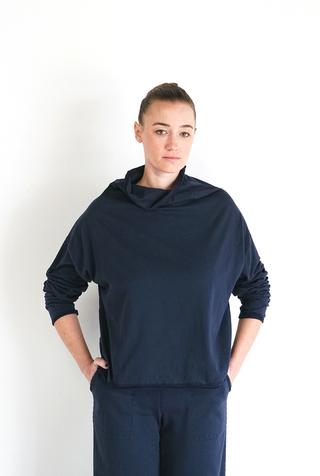 Alabama chanin organic cotton sweatshirt 4