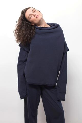 Alabama chanin organic cotton sweatshirt 5