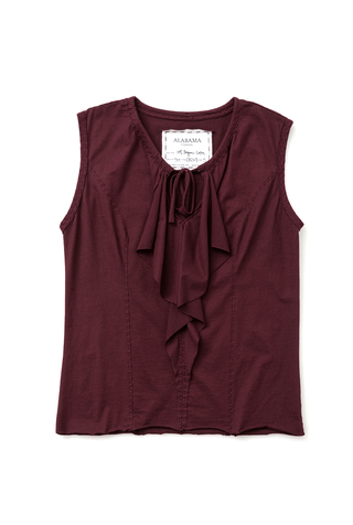The ruffle blouse   basic   plum   28243   september 2018   abraham rowe 2