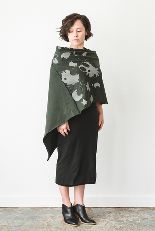 Canopy Placement Poncho DIY Kit