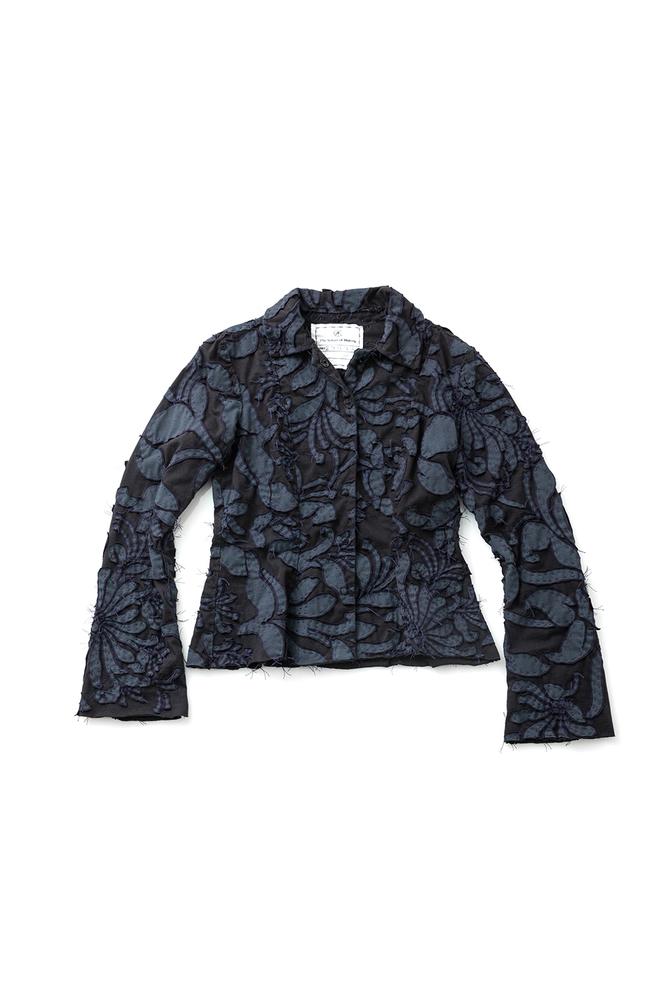 The school of making cropped ezra jacket diy kit 4