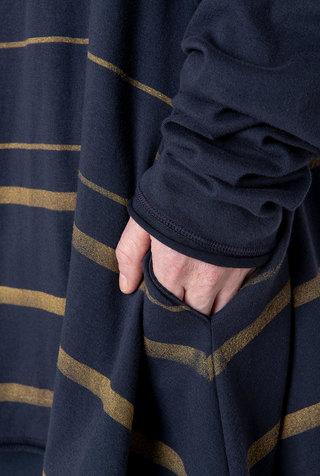Alabama chanin funnelneck pullover 1