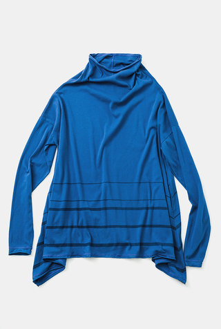 Alabama chanin funnelneck pullover 5