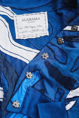 Alabama chanin embroidered bomber jacket 3