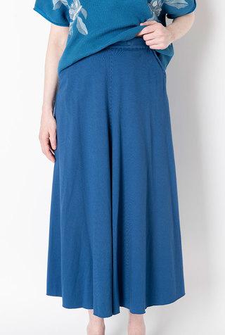 Elle pocket organic cotton alabama chanin skirt 4