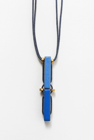 Slim Heath Necklace