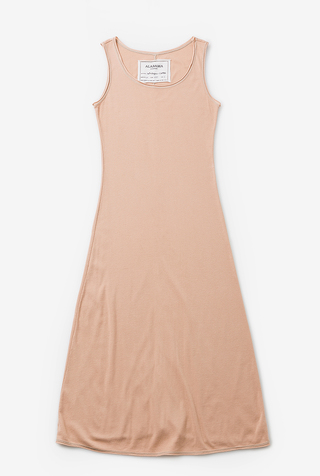 Alabama chanin leisure slip dress 6