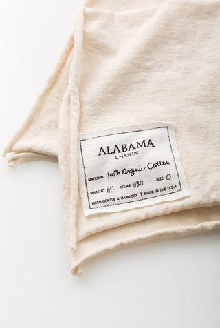 Alabama chanin organic cotton dinner napkins3