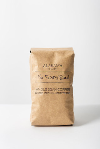 Alabama chanin factory blend roasted coffee 2