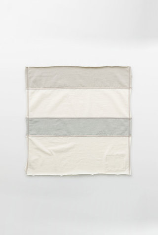 Alabama chanin organic cotton colorblock napkins 3