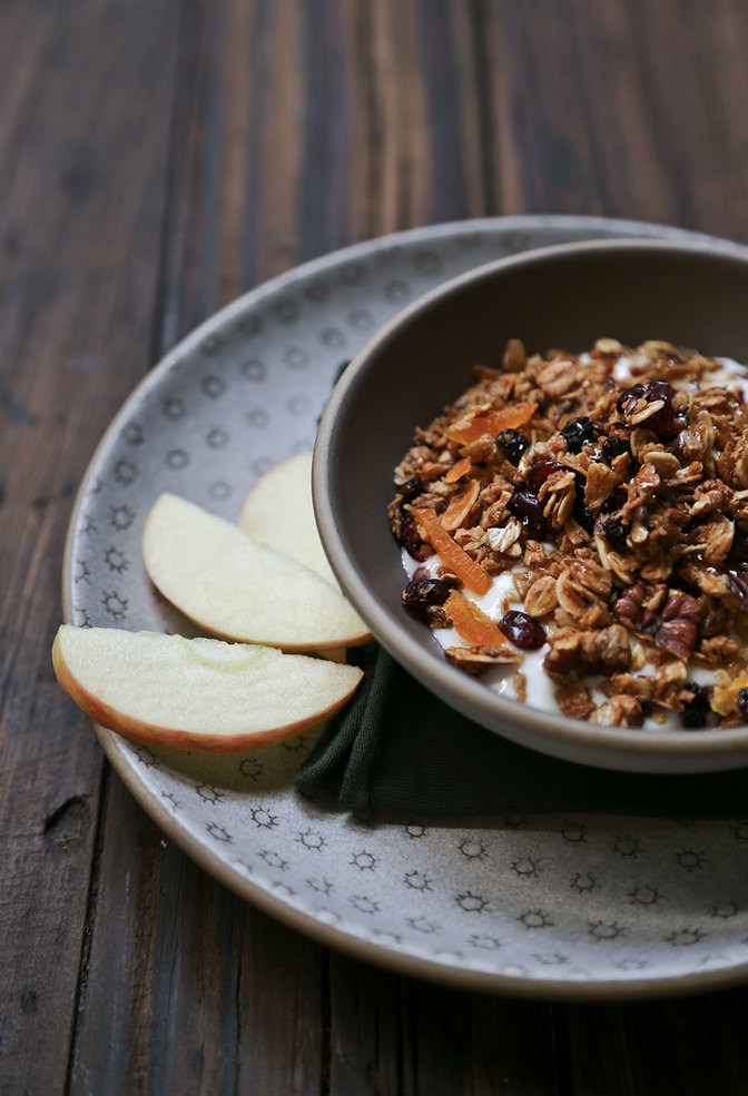 Alabama chanin house made granola the factory cafe 3