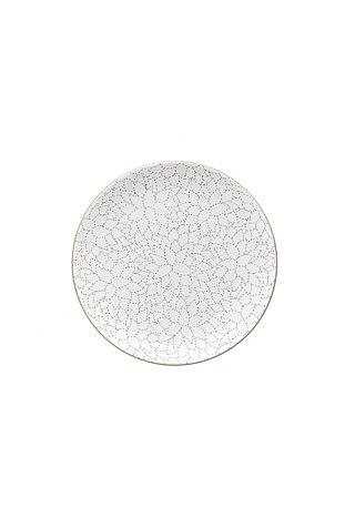 Alabama chanin heath ceramics camellia opaque white dinnerware set 1