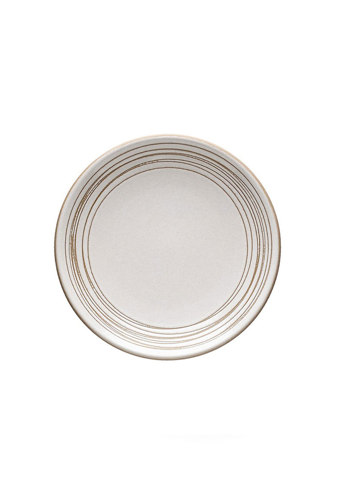 Heath ceramics alabama chanin birds nest bread and butter plate 2