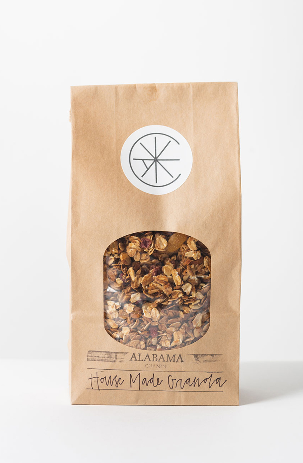Alabama chanin house made granola the factory cafe 2