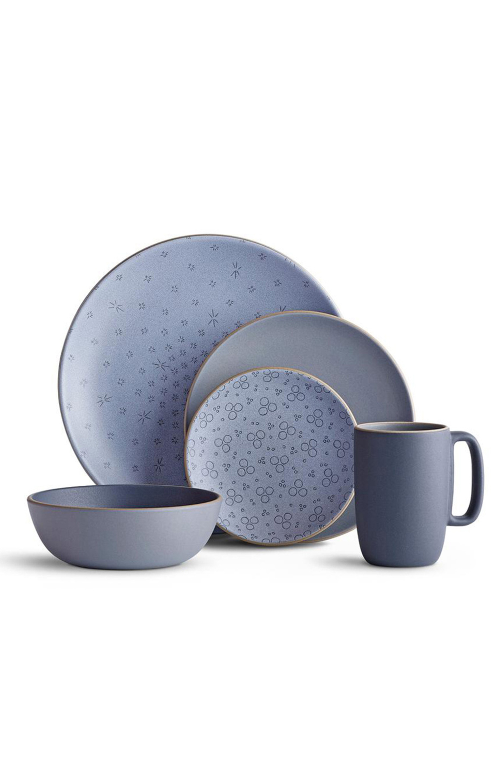Helton dinnerware set   heath ac 108   heath ceramics