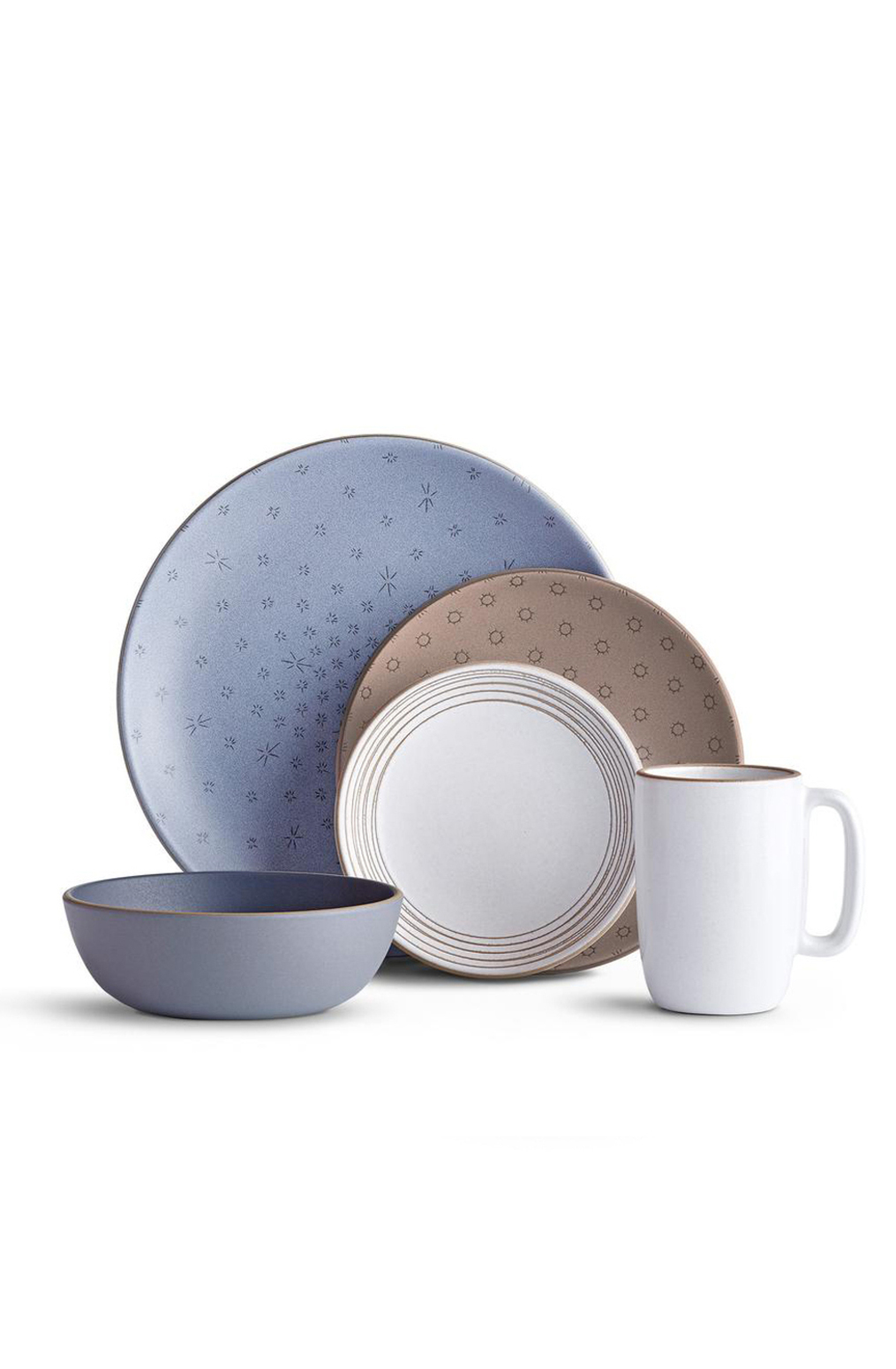 Sweetwater dinnerware set   heath ac 107   heath ceramics