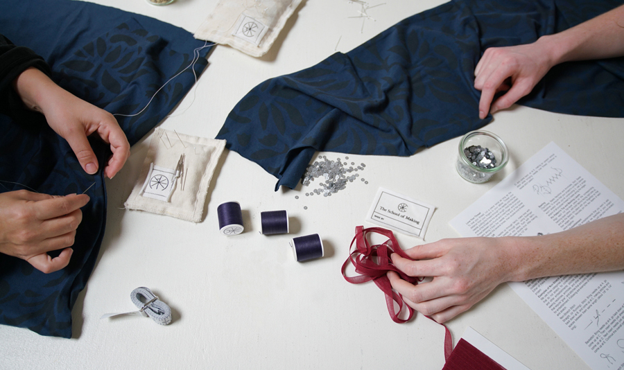 The school of making heath ceramics workshop
