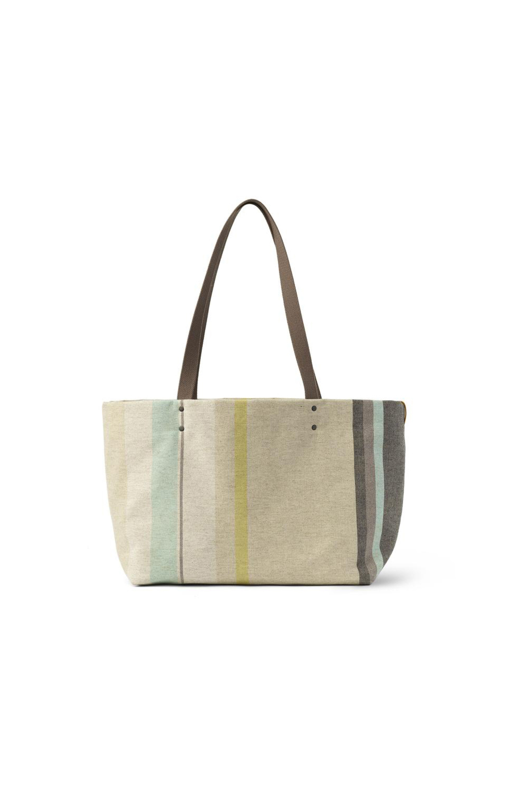 Alabama chanin heath ceramics reversible tote multi stripe 5