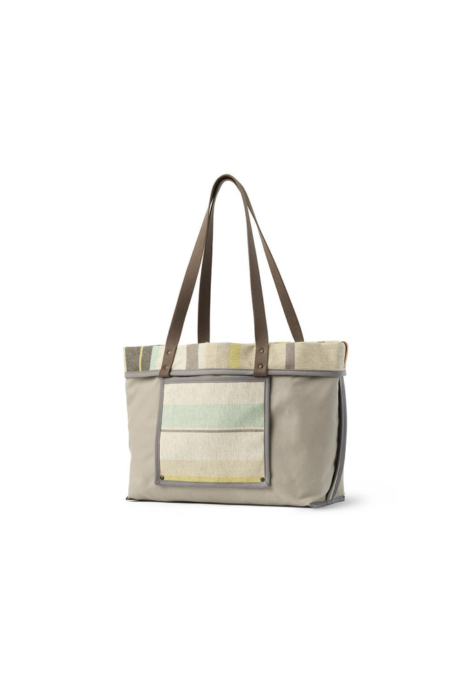 Alabama chanin heath ceramics reversible tote multi stripe 4