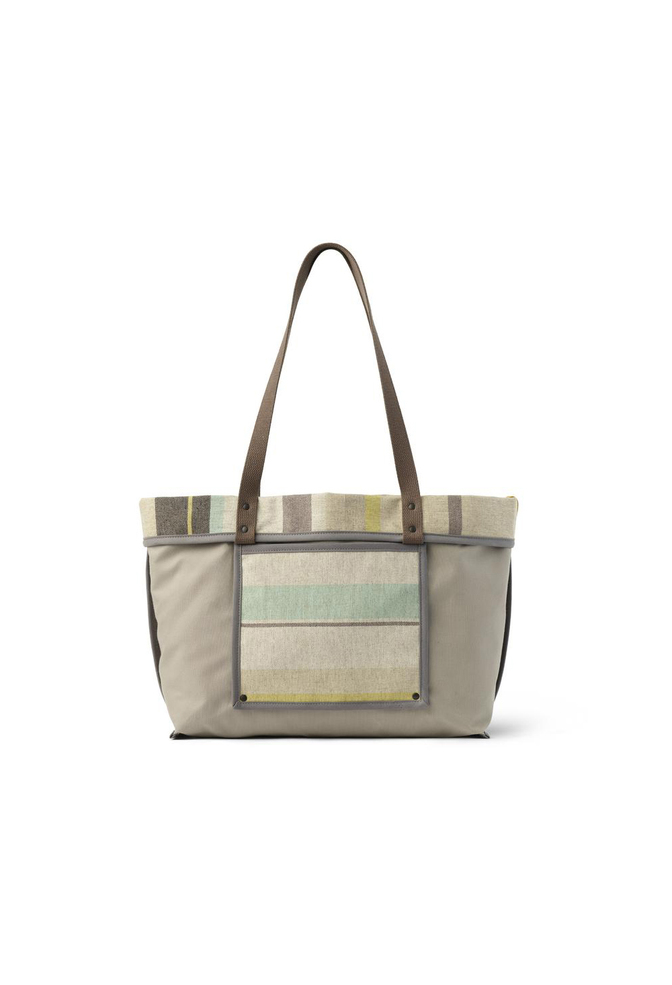 Alabama chanin heath ceramics reversible tote multi stripe 3