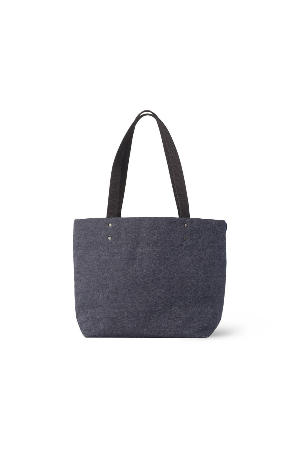 Alabama chanin heath ceramics reversible tote indigo 2
