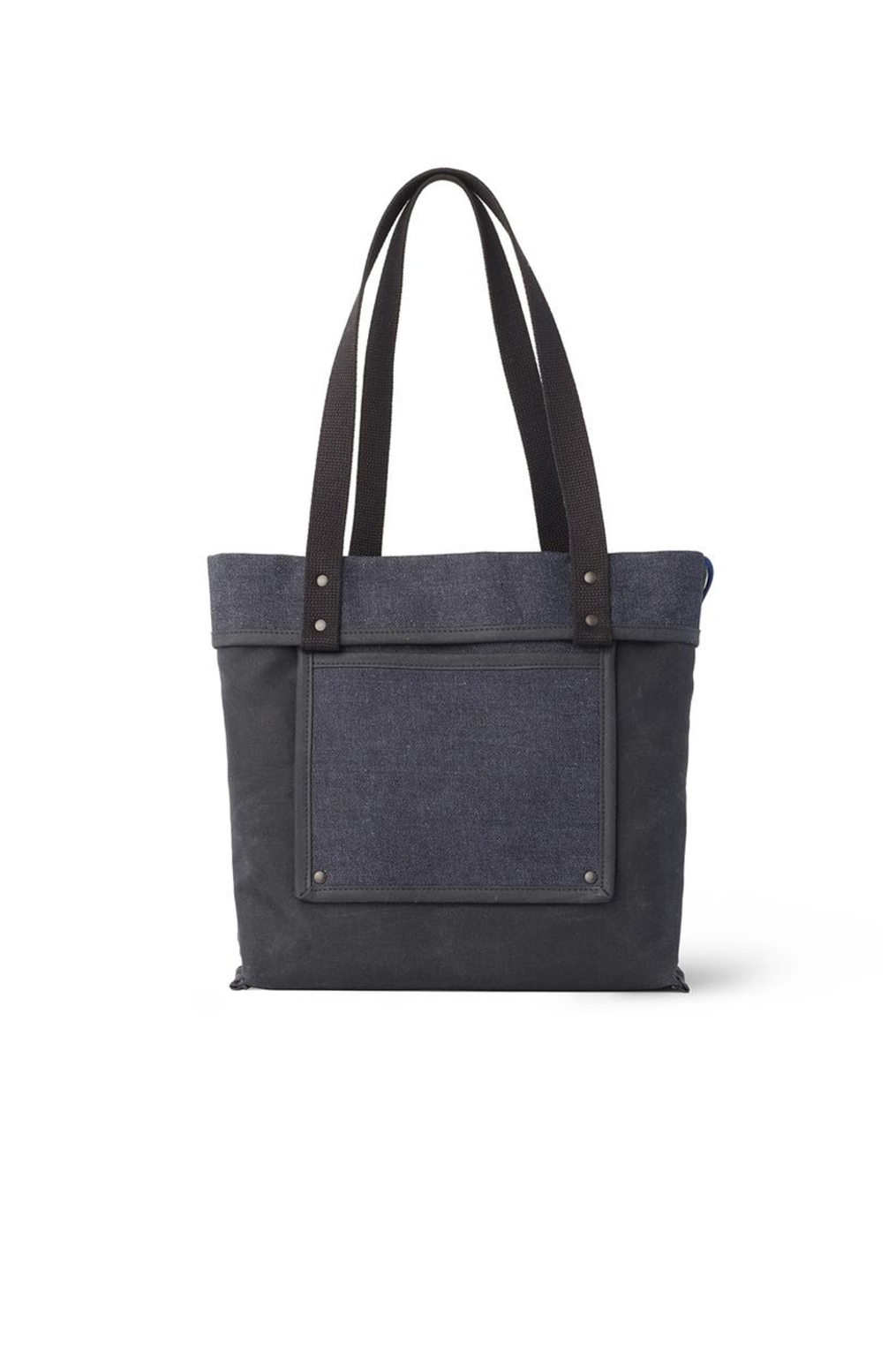 Alabama chanin heath ceramics reversible tote indigo 5