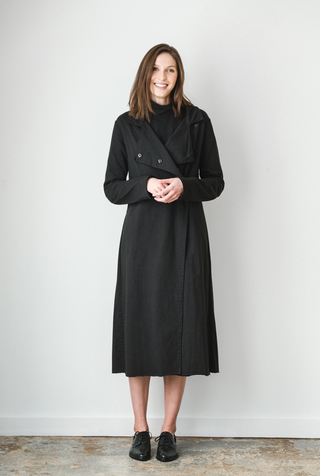The Asymmetrical Trench Pattern