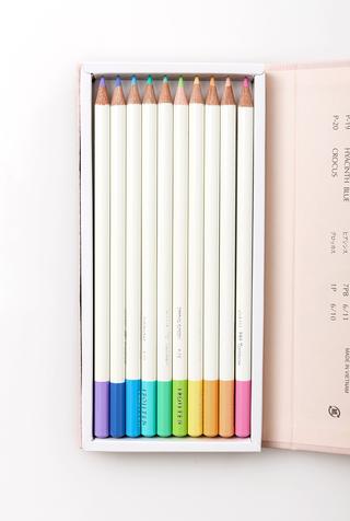 Notion   irojiten colored pencils   volume 4   pale tone ii   october 2018   abraham rowe 2