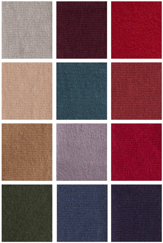 Organic Cotton Swatches