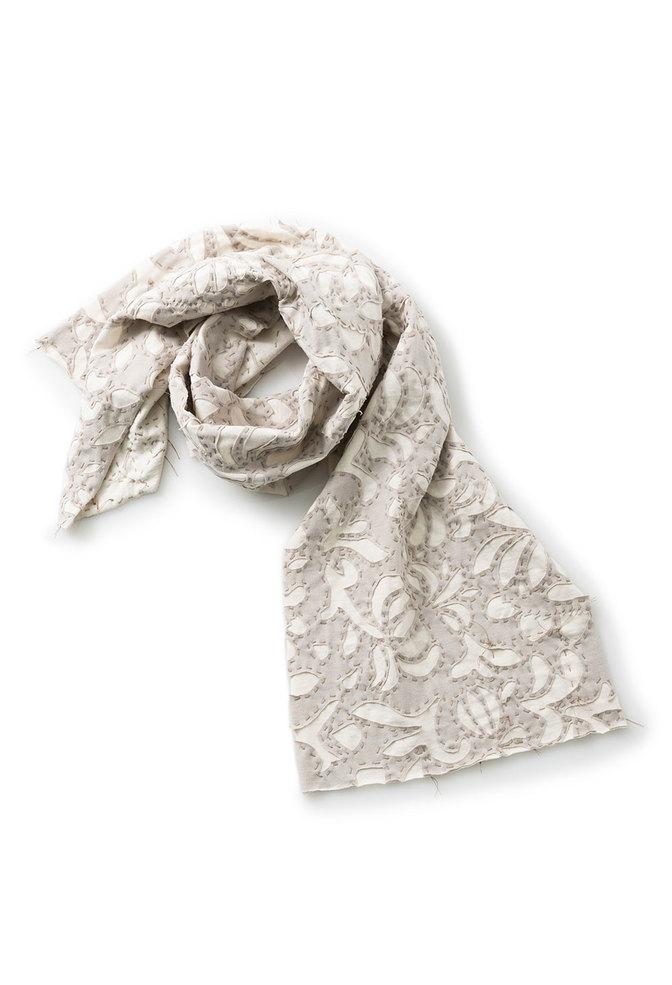 The school of making slim scarf diy kit 1