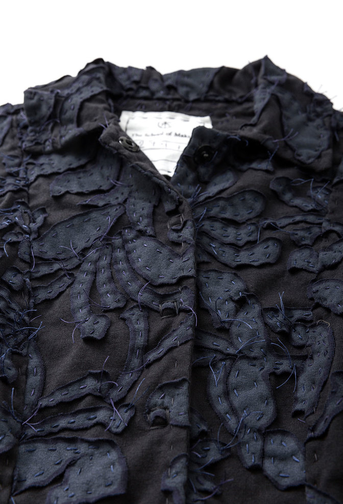 The school of making cropped ezra jacket diy kit 2