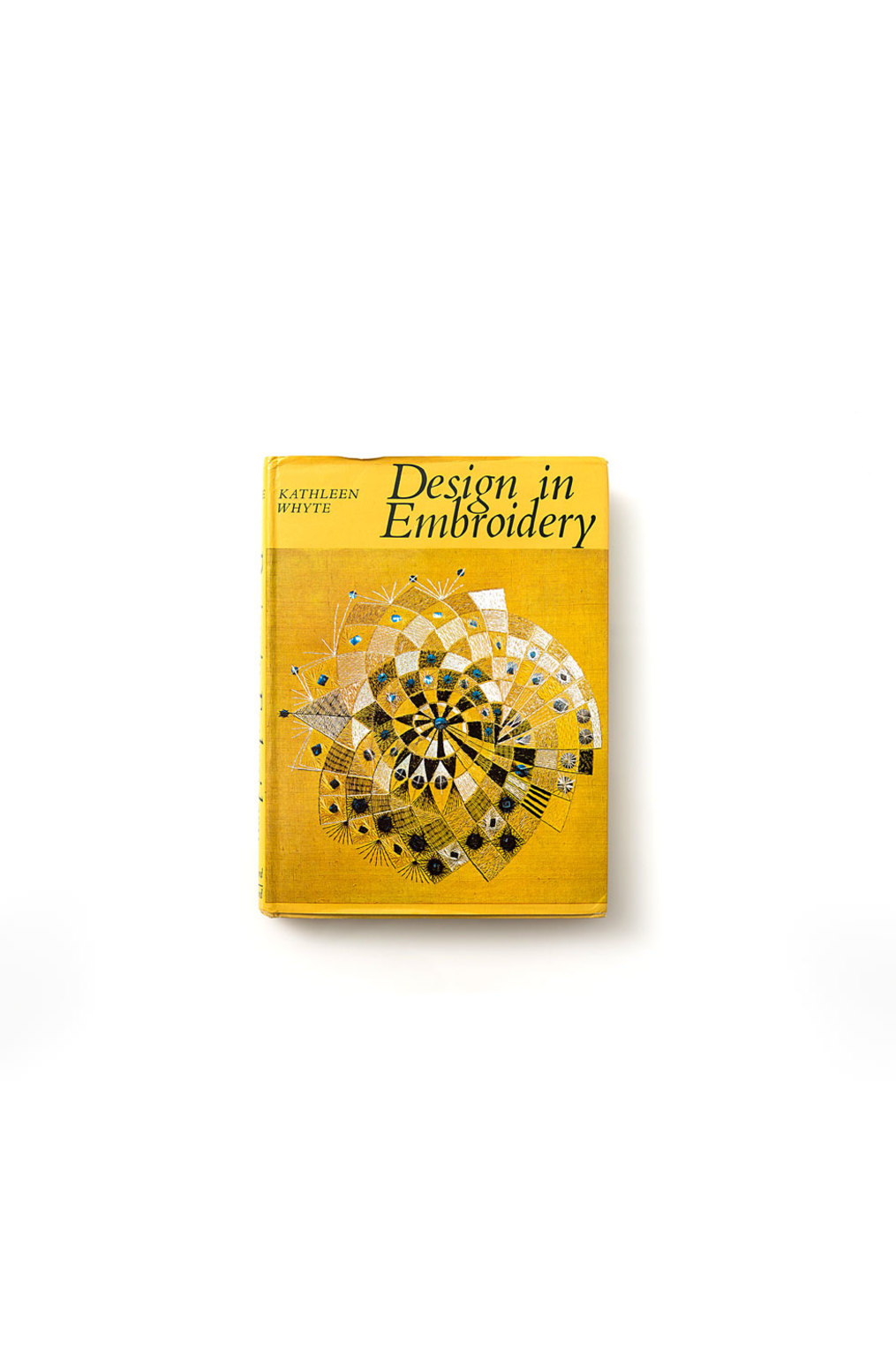 Book   design in embroidery   abraham rowe 1
