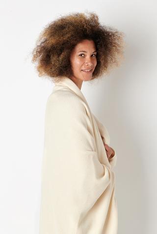 Queen Waffle Blanket