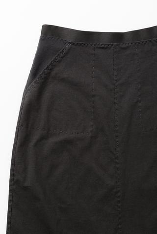 Alabama chanin mid length skirt 5