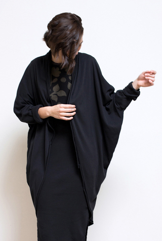 X Discontinued: The Cocoon Cardigan