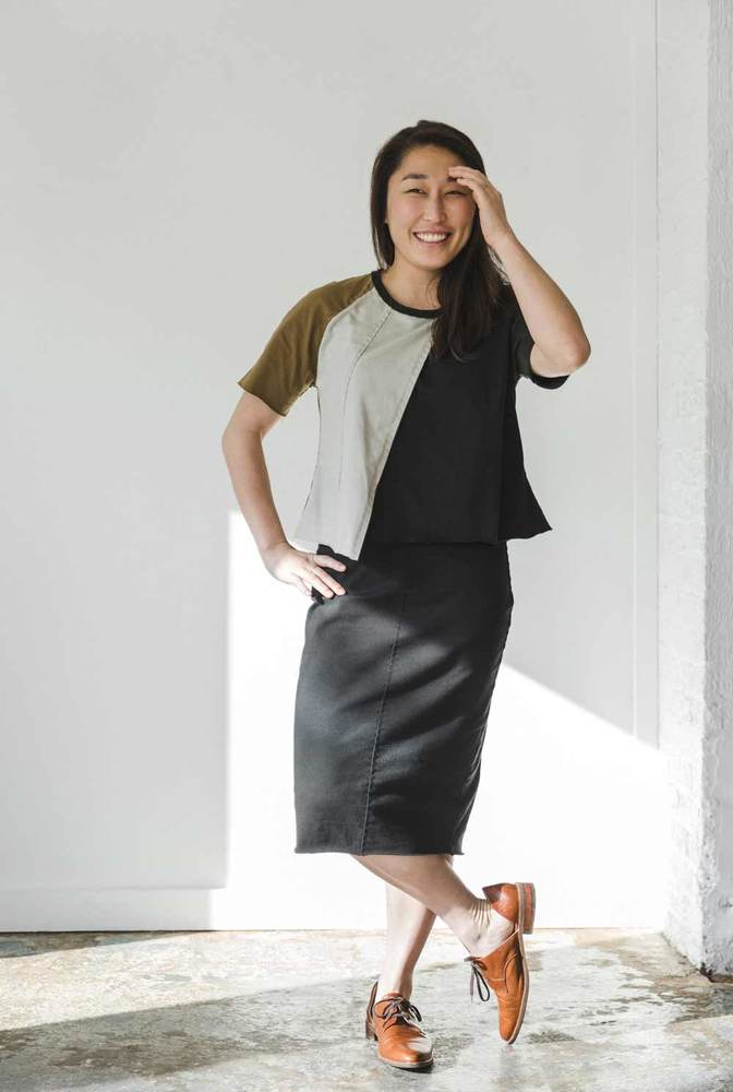 The school of making pencil skirt pattern 1