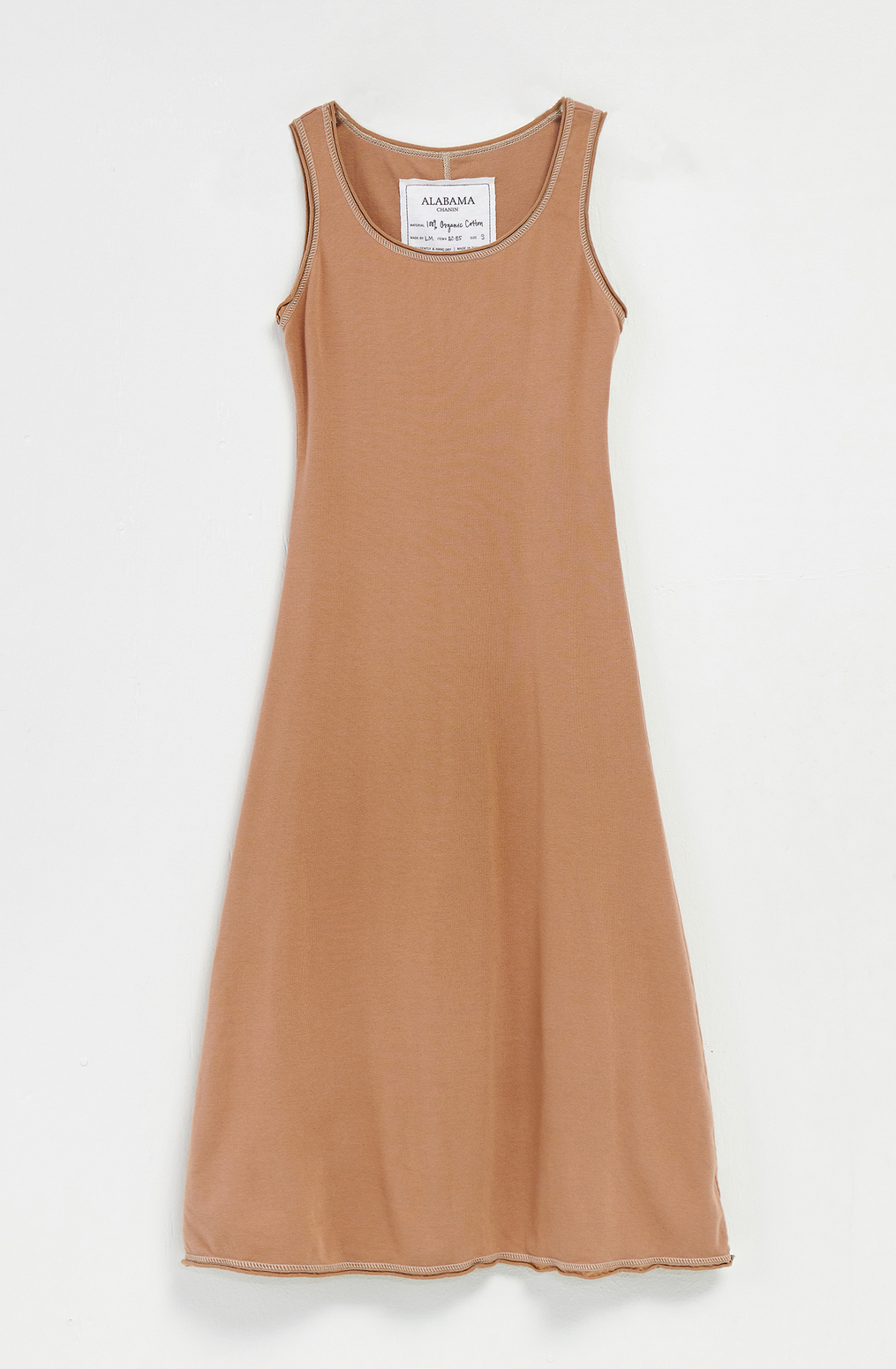 Alabama chanin leisure slip dress1