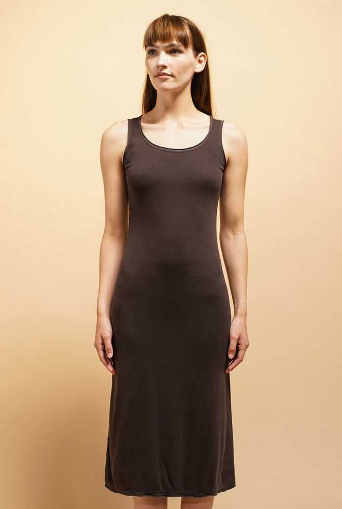Alabama chanin leisure slip dress2