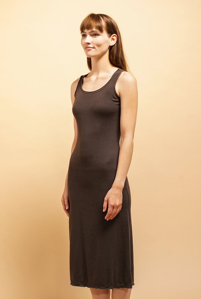 Alabama chanin leisure slip dress3
