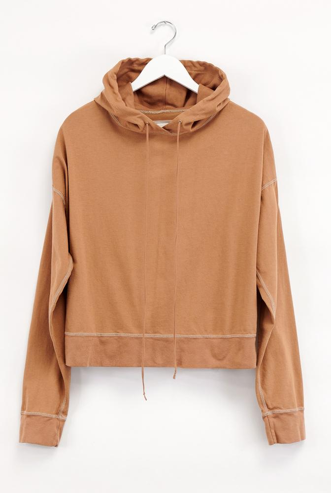 Alabama chanin cozy hoodie jacket 3