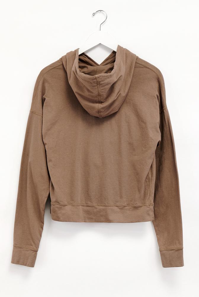 Alabama chanin cozy hoodie jacket 5