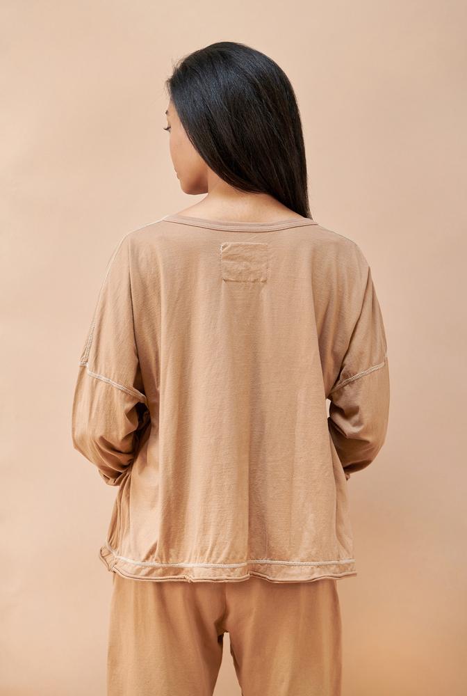 Alabama chanin womens pullover top 2
