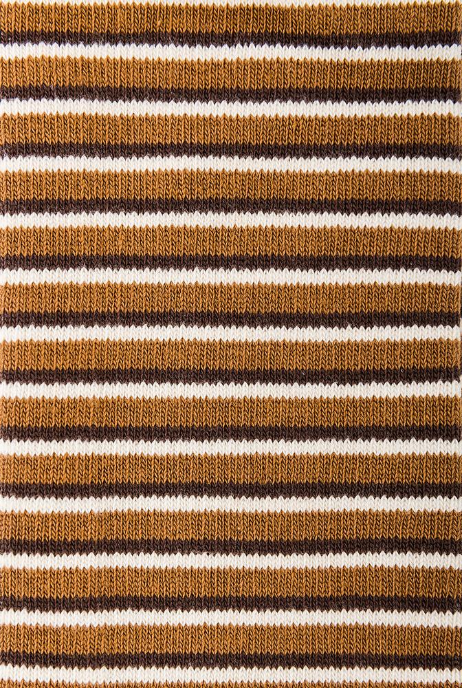 Alabama chanin organic cotton tall stripe socks 4